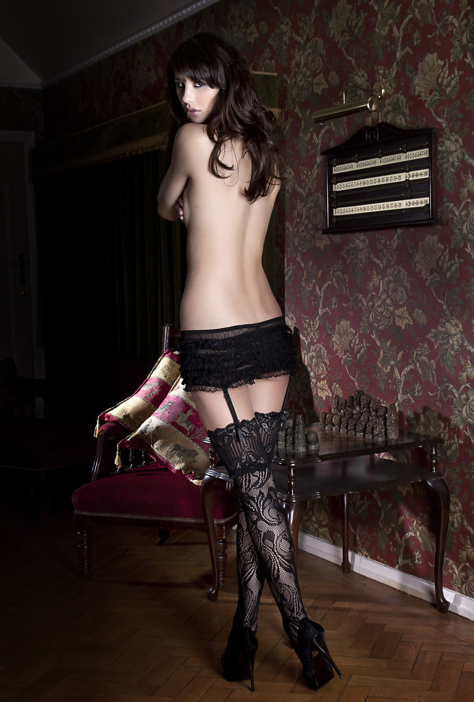 The Hall - Lingerie and Hosiery Story